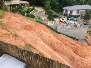Retaining walls, Landscaping, Dredging, no job to small or to big for Dingo Earthworks Cairns